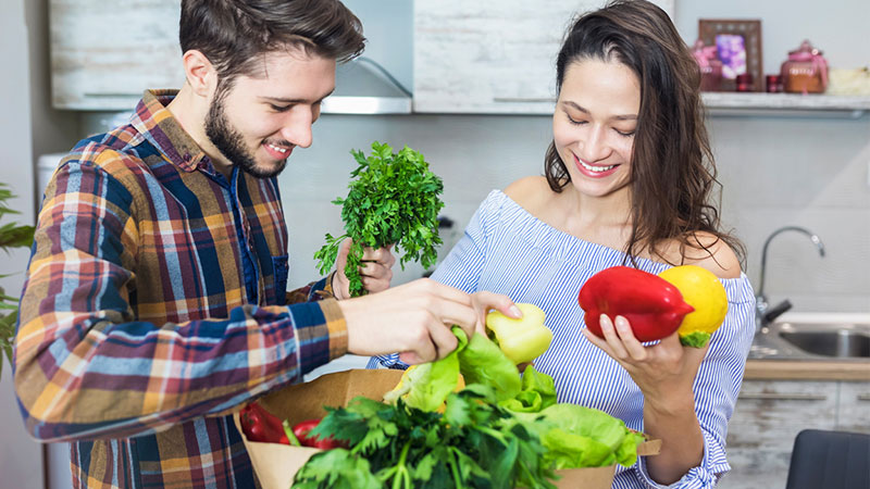 "How to Eat Healthy without ""Dieting"" 