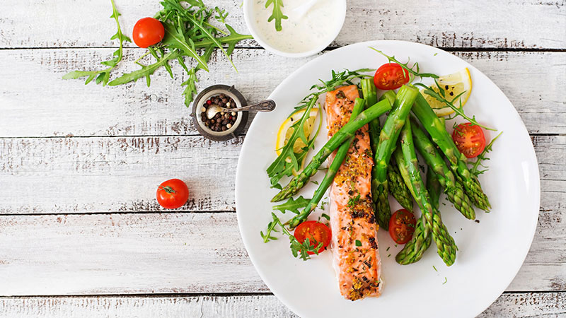 fish and omega-3 fatty acids