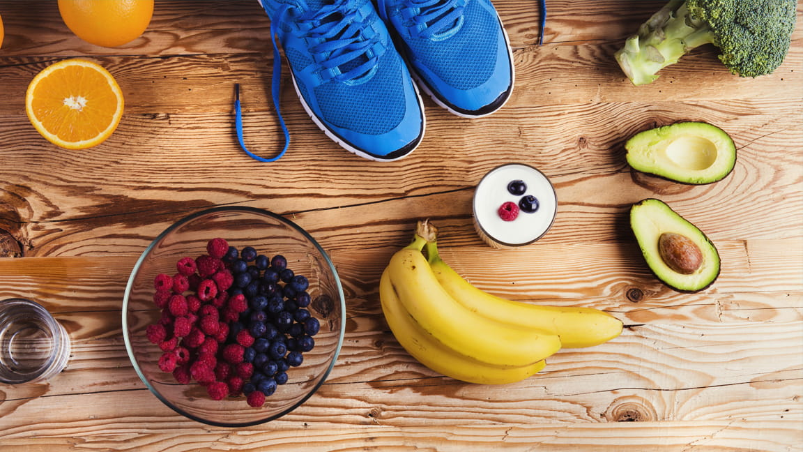 Food as Fuel Before, During and After Workouts | American Heart Association