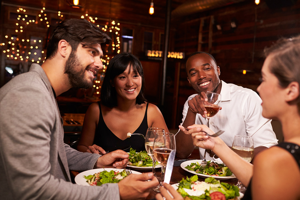 Dining Out Doesn't Mean Ditch Your Diet | American Heart