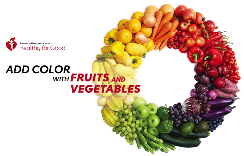 Fresh Fruit And Vegetable Month