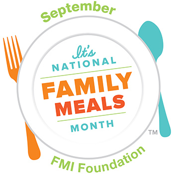 It's Family Meals Month FMI Foundation
