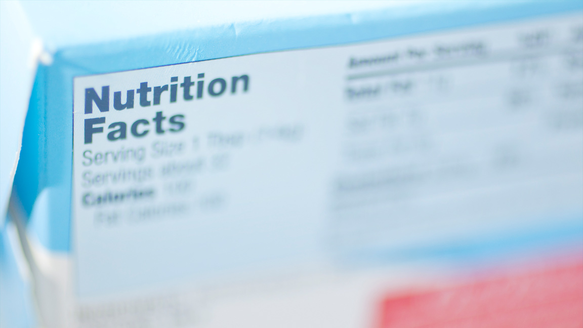 Understanding Food Nutrition Labels | American Heart Association