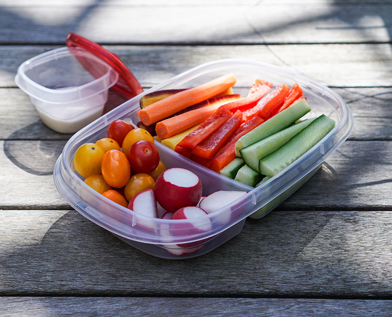 Healthy Snacking | American Heart Association