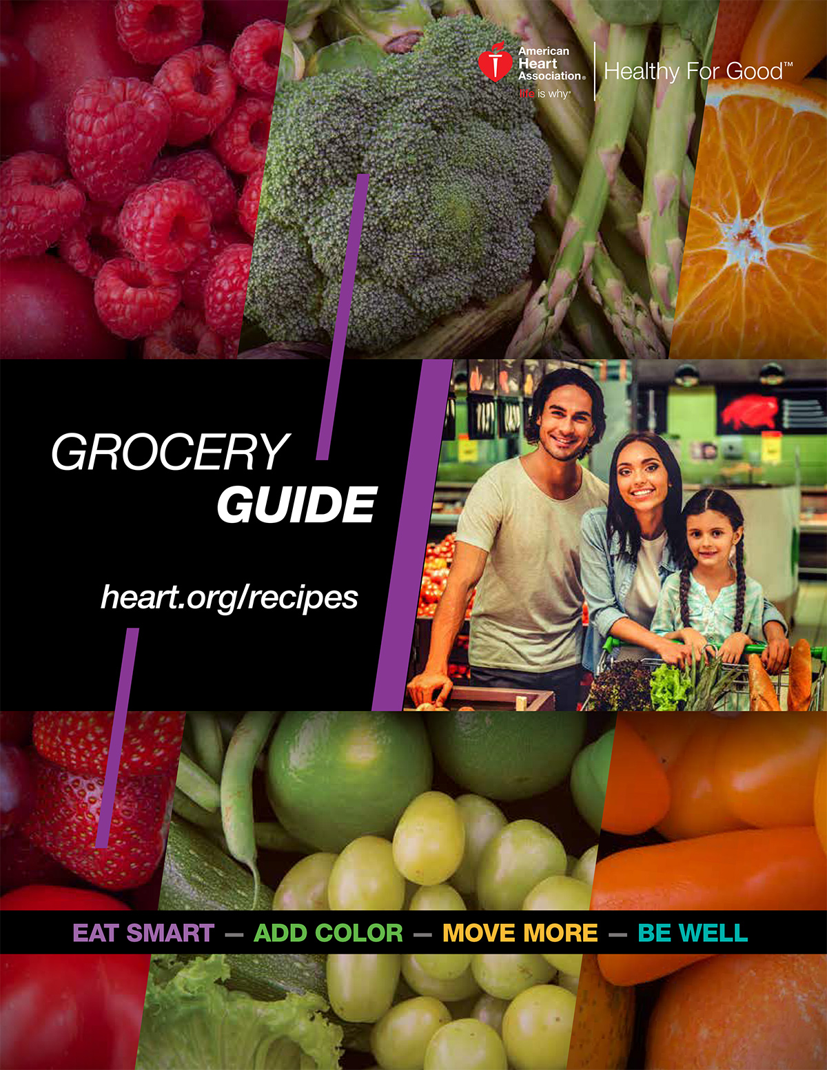 Simple Cooking Grocery Guide