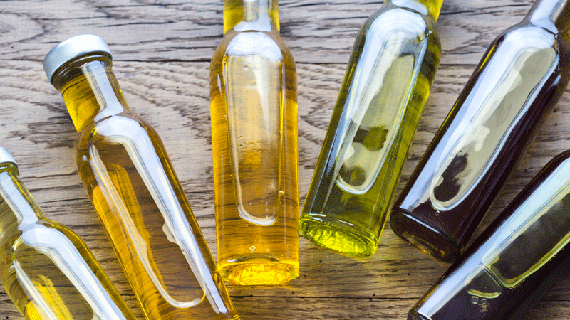 Healthy Cooking Oils | American Heart Association
