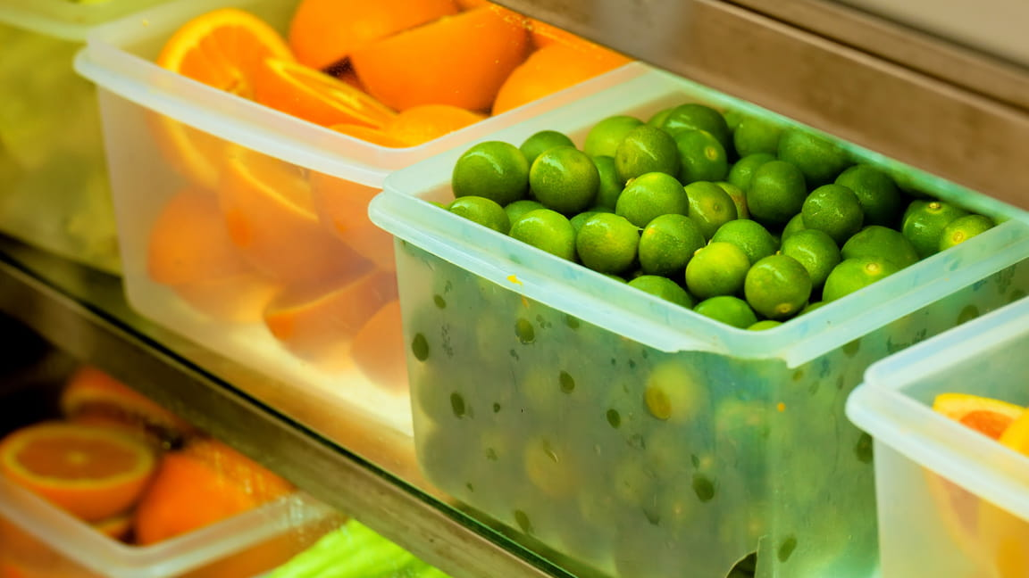 Keep Fruits & Vegetables Fresher Longer | American Heart