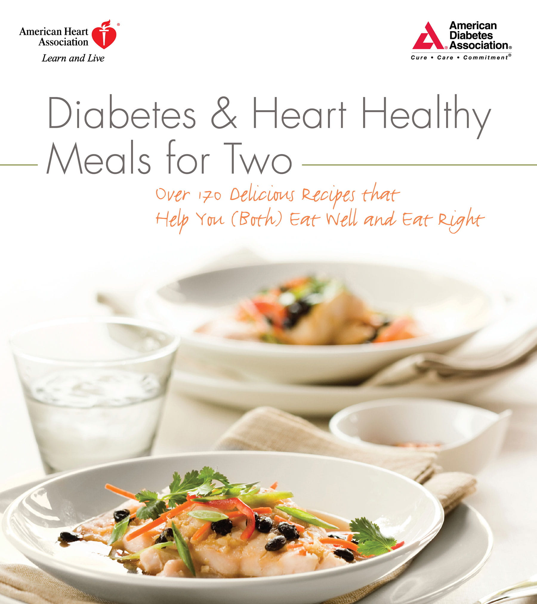 Diabetes Heart Healthy Meals For Two American Heart