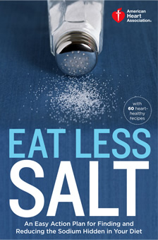 Eat Less Salt Cookbook