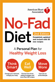 No Fad Diet Cookbook
