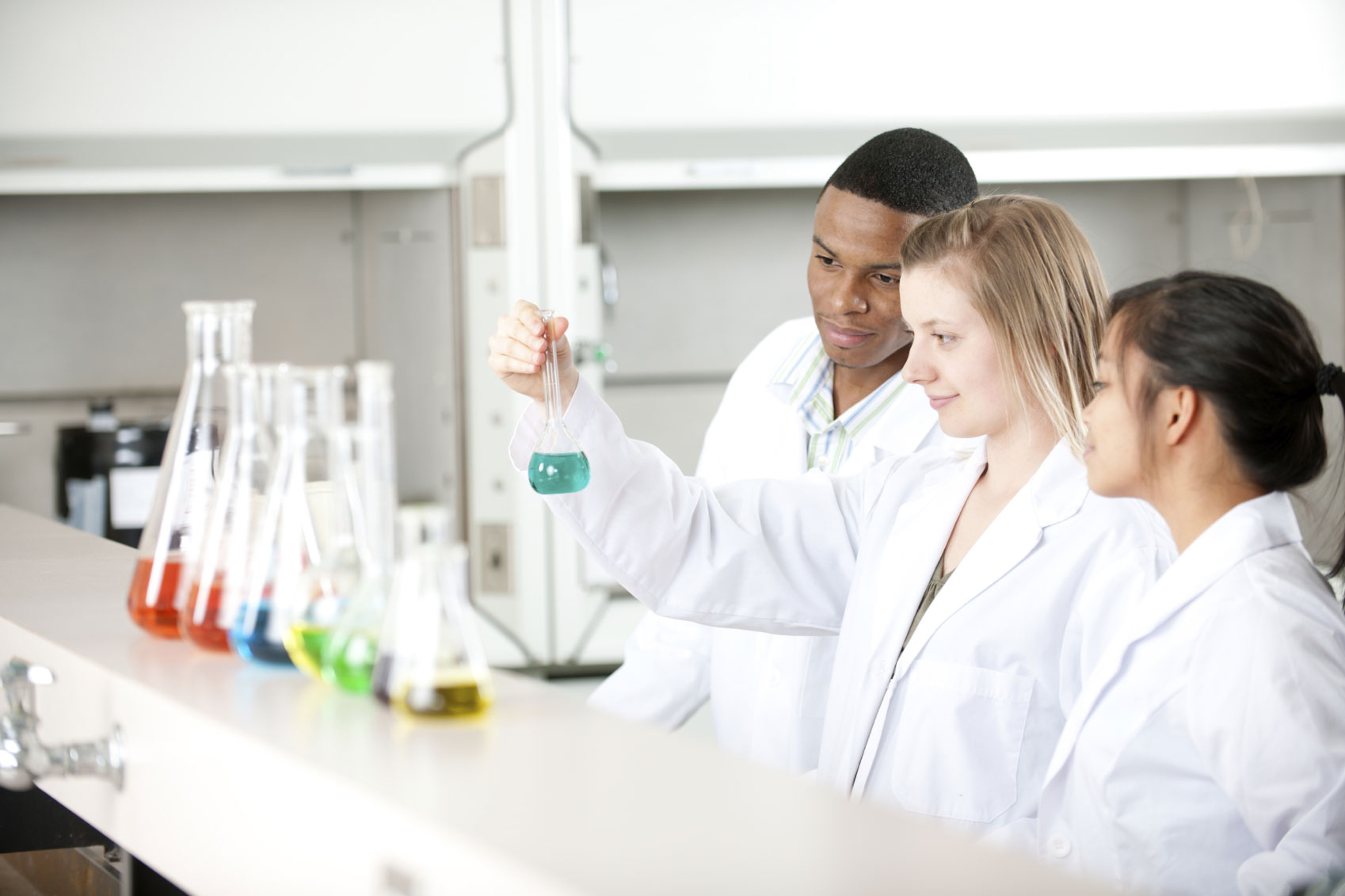 Laboratory scientists