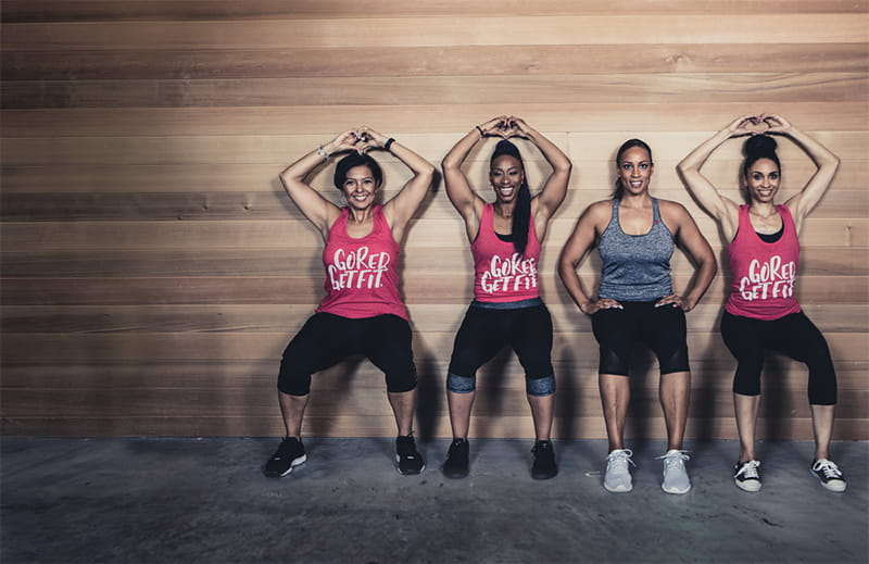 Go Red Get Fit | American Heart Association