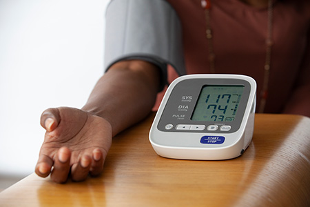 Keeping a lid on blood pressure during the coronavirus crisis | American  Heart Association