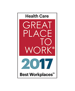 Great Place to Work 2017 Health Care