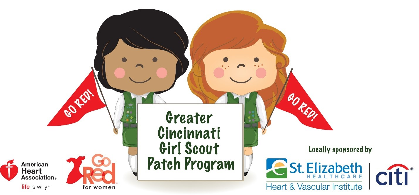 Greater Cincinnati Girl Scout Patch Program