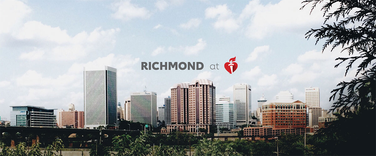 Richmond, VA at Heart