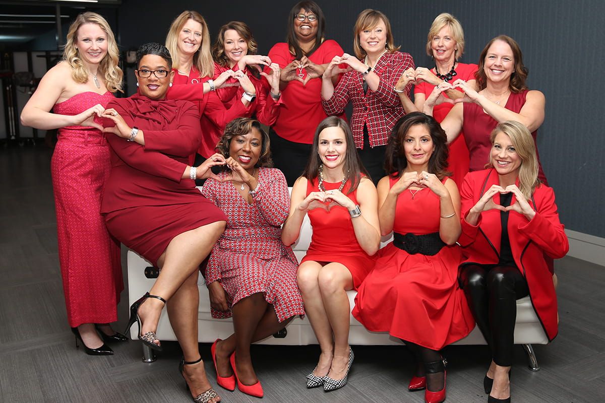 Go Red For Women Survivors