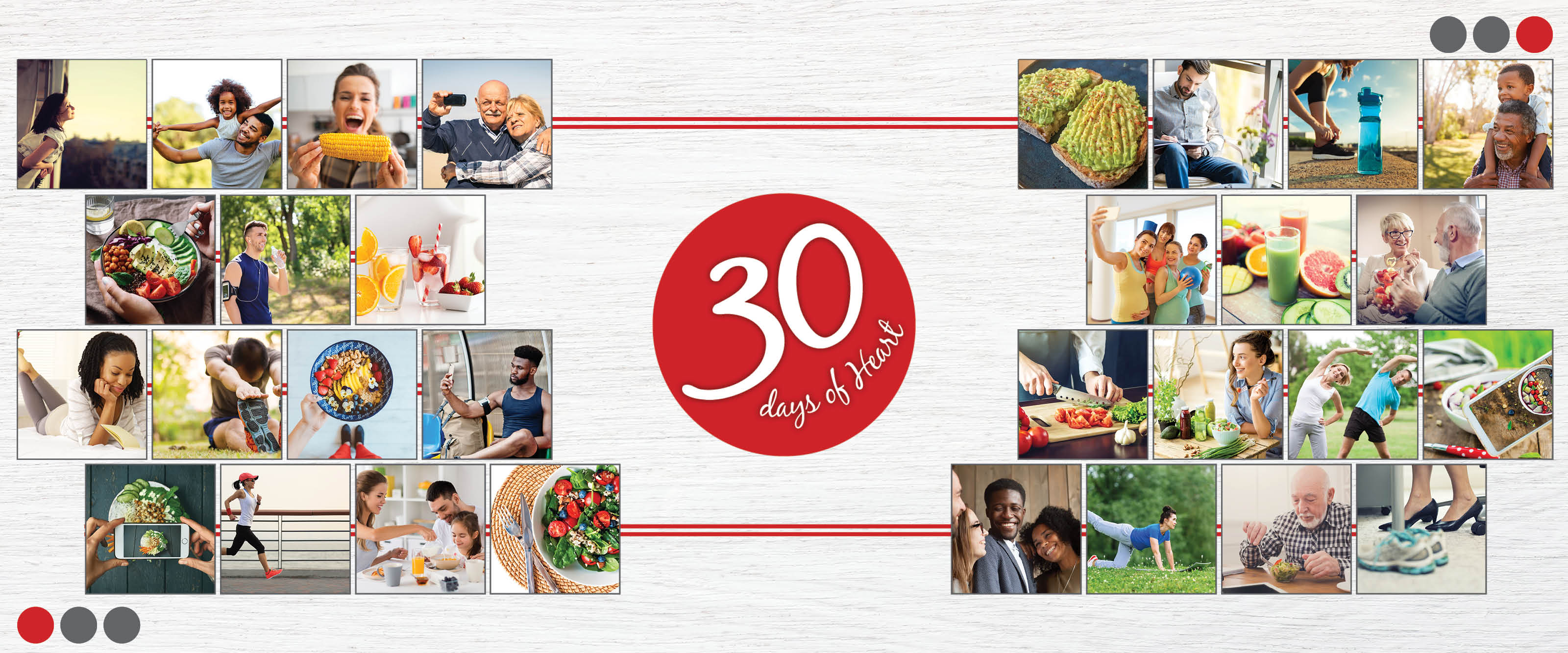 30 Days of Heart