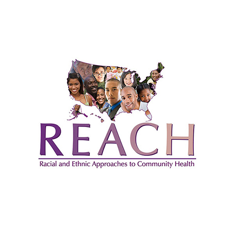 Reach - Racial and Ethnic Approaches to Community Health logo