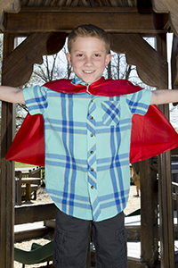 RMHC Heart Hero - Brayden