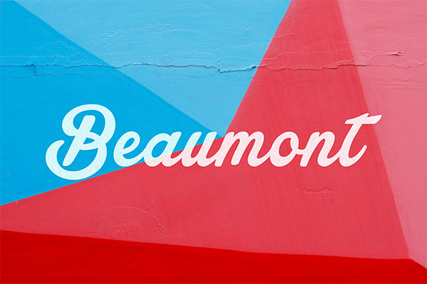 beaumont wall