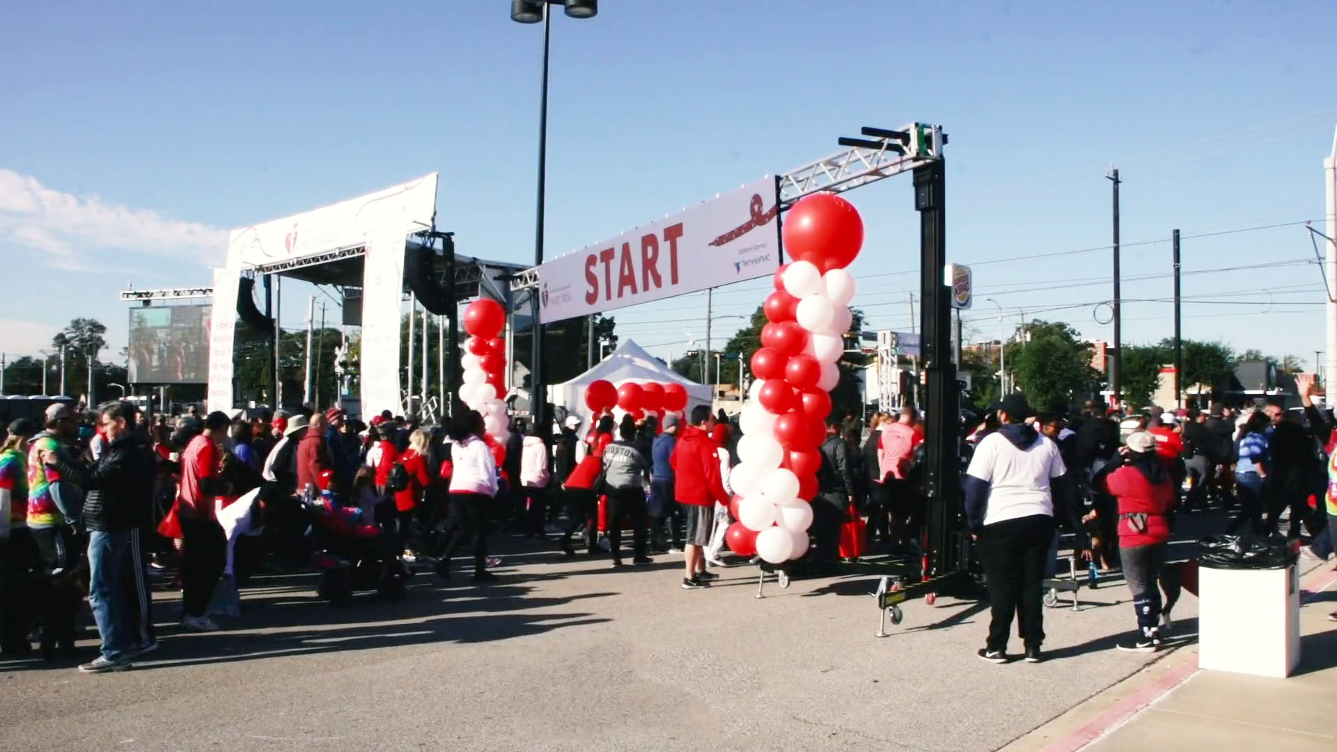 Houston Heart Walk Screenshot