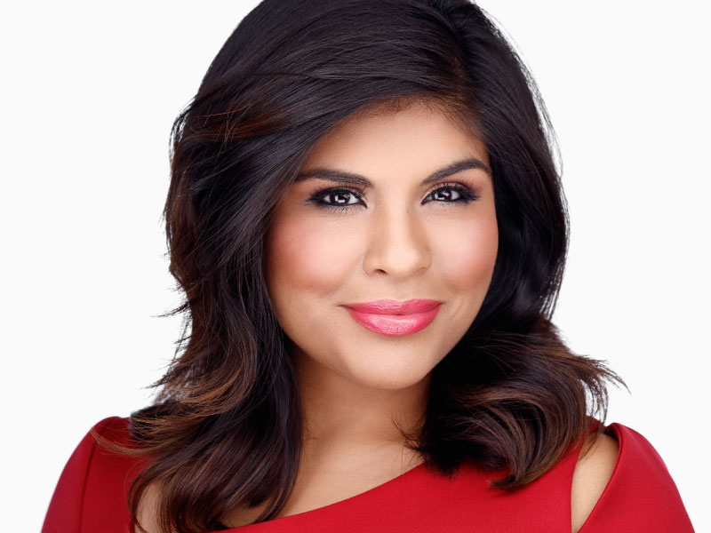 News anchor and stroke survivor, Kristen Aguirre