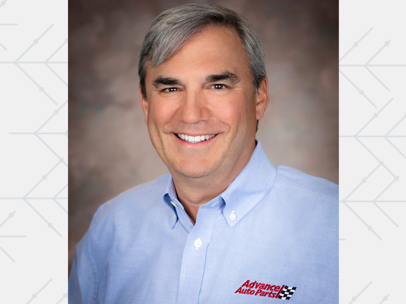 Advance Auto Parts CEO, Tom Greco