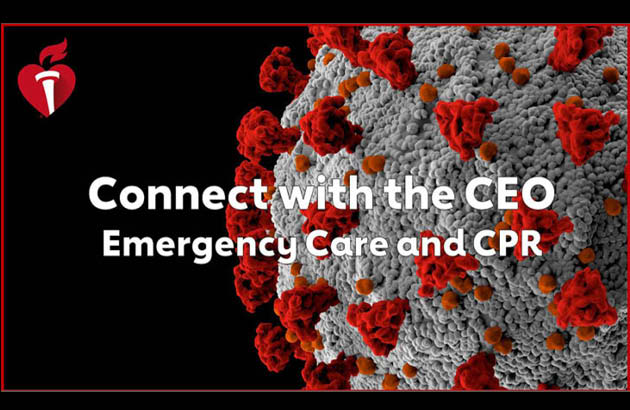Connect with the CEO Emergency Care and CPR