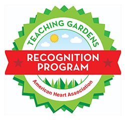 Teaching Gardens Recognition Program