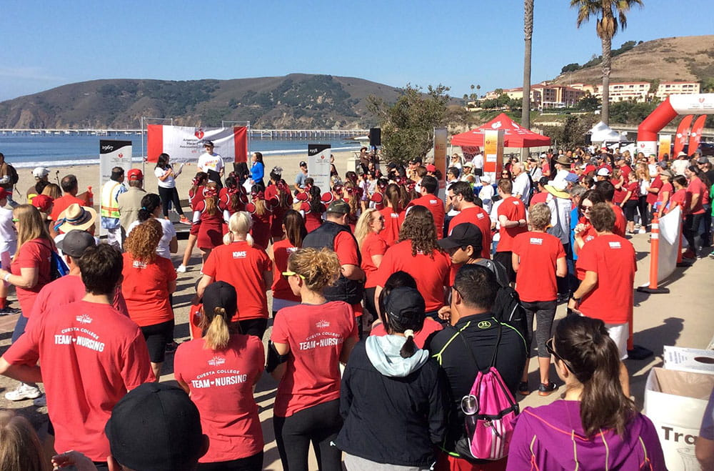 Central Coast Heart Walk