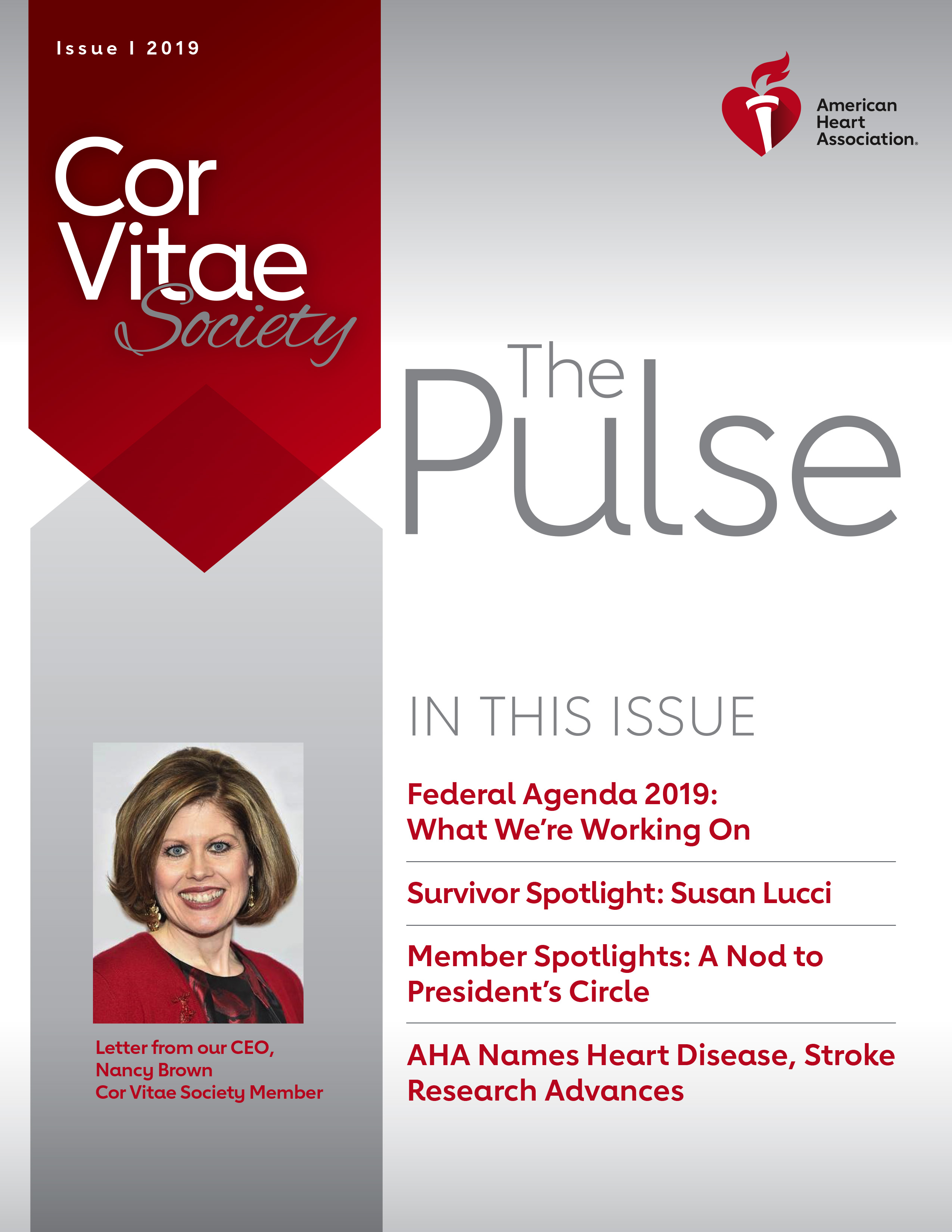 The Pulse Newsletter  Issue  I Spring 2019-1
