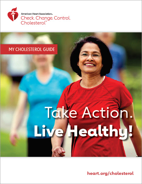 My Cholesterol Guide cover