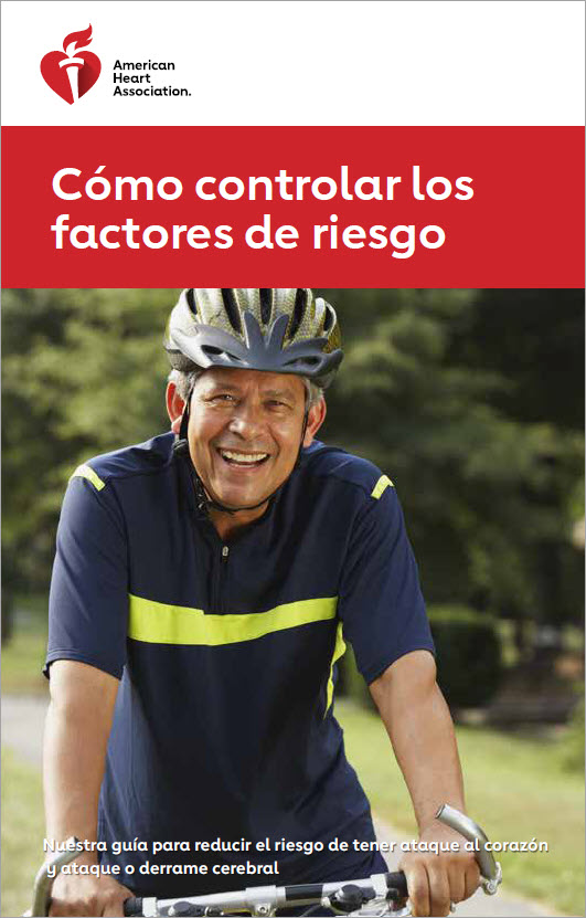 Controlling Your Risk Factors Spanish brochure cover