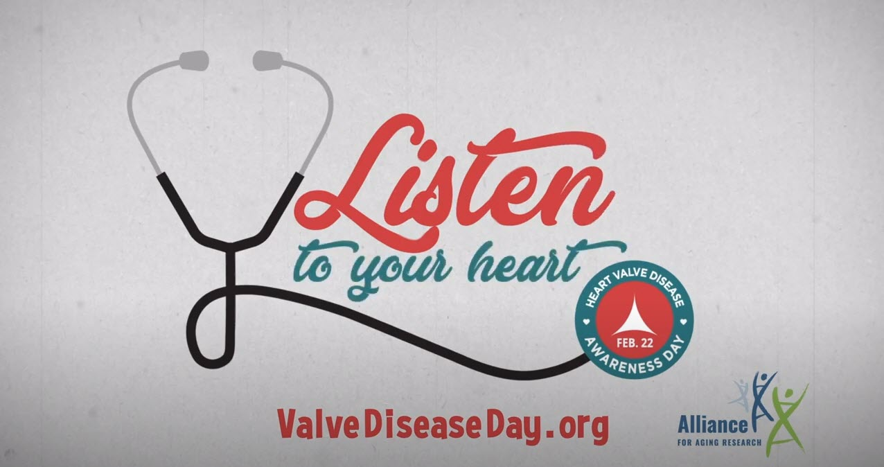 Learn about Heart Valve Disease Awareness Day