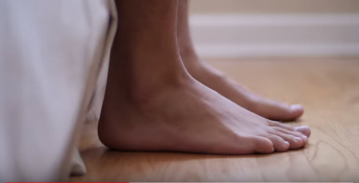 PAD-Take Your Socks Off Video Screenshot