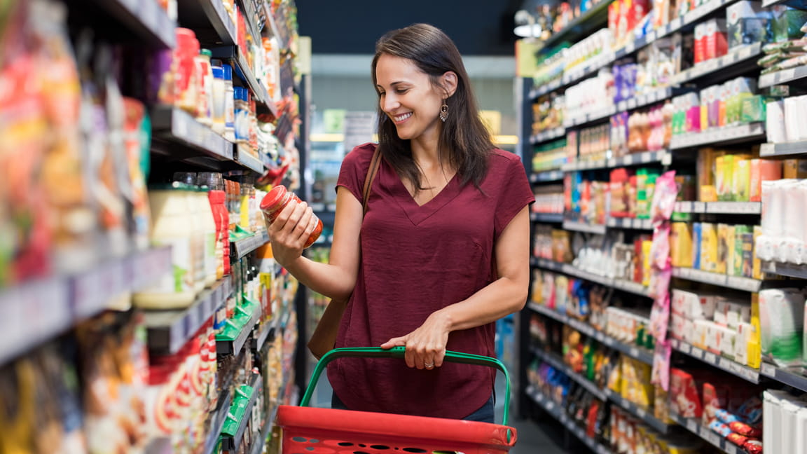 Certified Foods In The Grocery Store American Heart Association