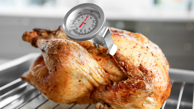 Food Safety Safe Temperatures For Cooking Meat And Poultry