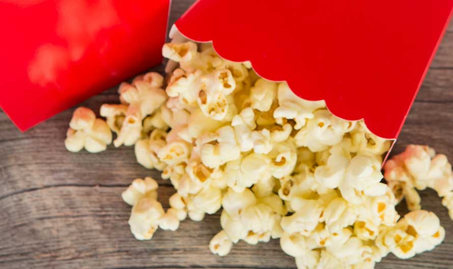 Caramel kettle popcorn recipe