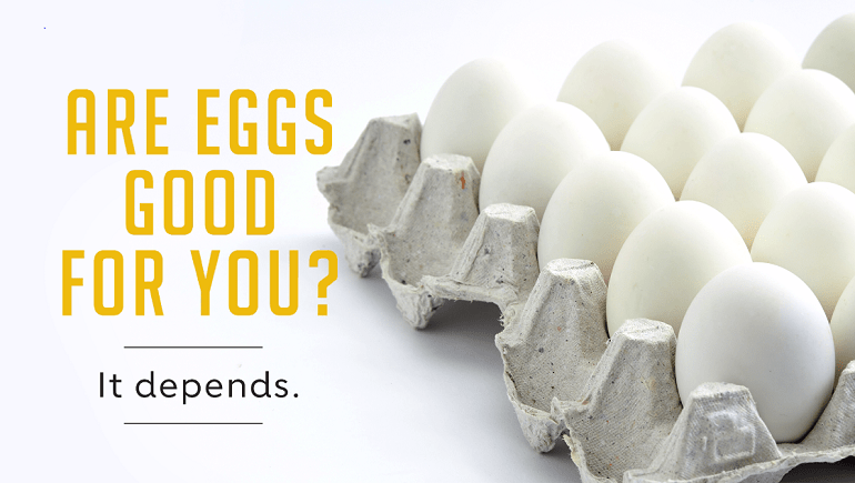 Are Eggs Good For You? video short