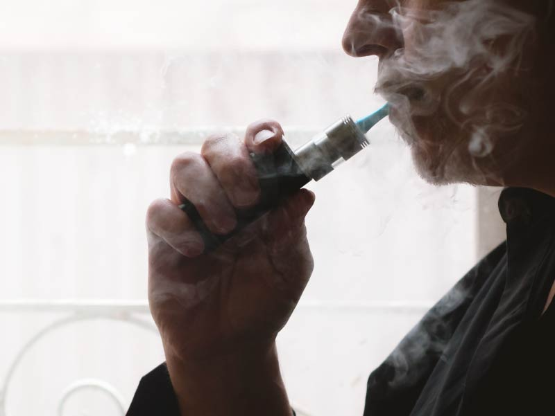 Study: E-cigarettes may damage blood vessels | American