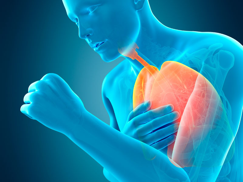 Lung Scans Of Copd Patients Can Reveal Heart Disease  U2014 And