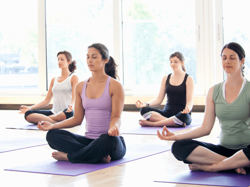 Is yoga heart-healthy? It's no stretch to see benefits, science suggests |  American Heart Association