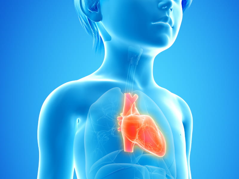 Treatment for childhood cancer increases risk of heart disease