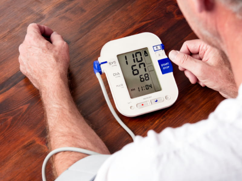 Fluctuating blood pressure after stroke could mean higher risk of