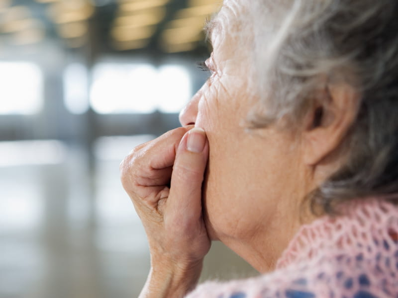 After stroke, anxiety is common in women   American Heart Association