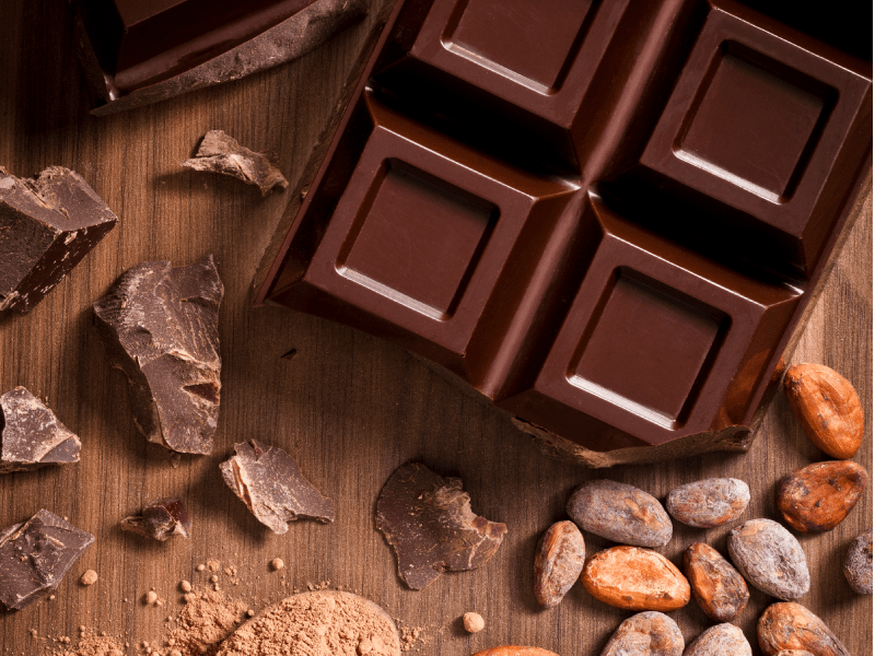Are There Health Benefits From Chocolate American Heart