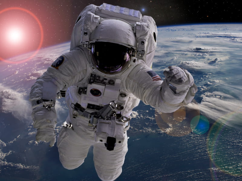 A study of fainting astronauts could provide help for the