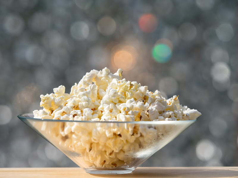 Popcorn As A Snack Healthy Hit Or Dietary Horror Show American Heart Association