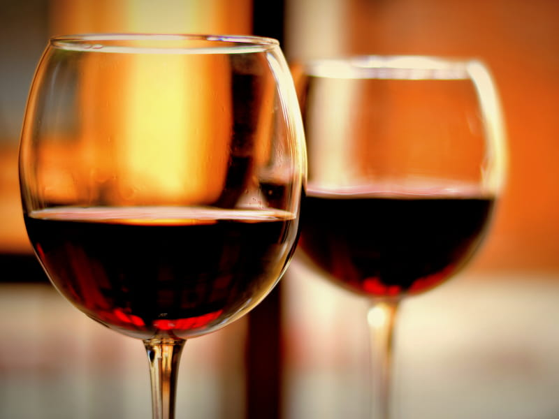 Drinking red wine for heart health? Read this before you toast | American  Heart Association